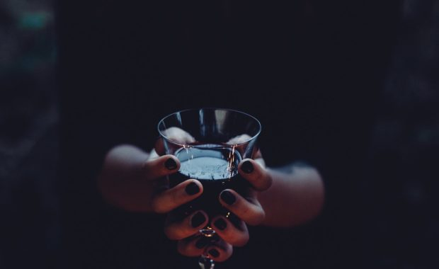 It's possible to use benzodiazepines for alcohol withdrawal.