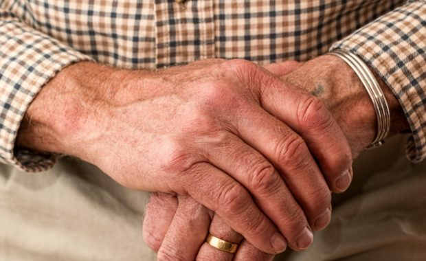 Antidepressants for elderly people can improve life.
